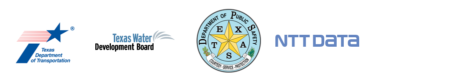 TXDOT, TX Water Development Board, TX Department of Public Safety, NTT Data