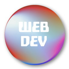Web Development Button