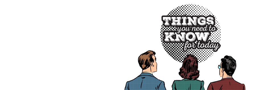 Things you need to know for today - Utilizing Big Government Data