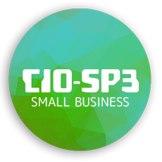 CIO-SP3 Small Business Contract Button